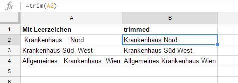 Screenshot Trim Formel